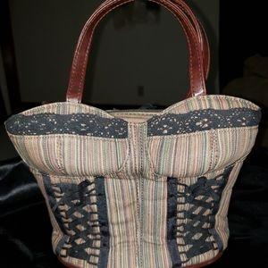Corset purse